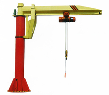 Hydraulic 12 Months Warranty Rated Loading Capacity 0.5 ton portable jib crane