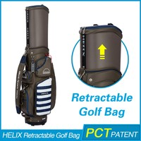 New model ladies golf bag with rain cover