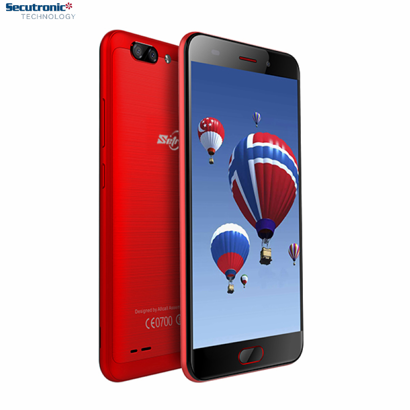 Direct Buy China Setro Atom MTK6737 5.2 inch Android 7.0 2100 mAh 8 MP Dual Camera 4G Hdc Mobile Phone