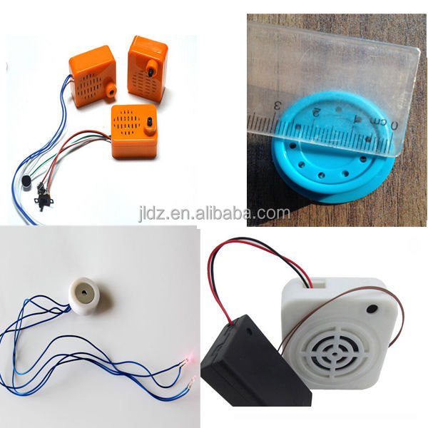 Sound Module With LED Flash for Gifts and Toys