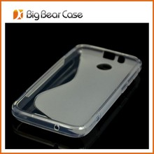 S line tpu cell phone cover for Vivo V1 mobile case