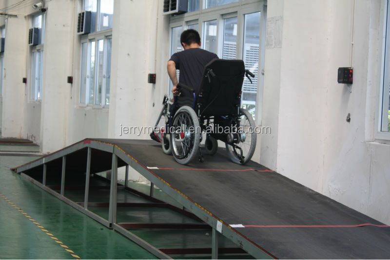 CE certificated power lightweight aluminum automatic wheelchair