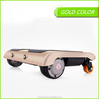 4 wheels walk car electric scooter mini portable PC car for sale