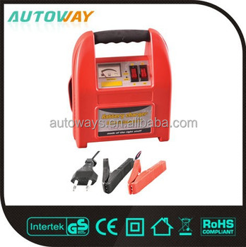 High Quality Hot Sale Small Car Battery Charger