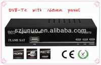 2013 New DVB T2 Ukraine Receiver full HD Satellite Receiver