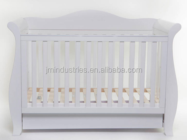 new zealand pine wood baby cribs