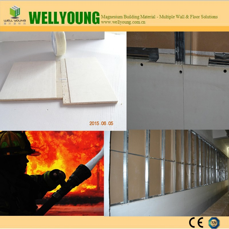 Water Resistant Wall Paneling : Water resistant mgo tile backer board for bathroom wall