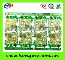 6-layer immersion gold electronic circuit board