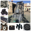 CE approved honeycomb coal machine charcoal briquette punching machine suppliers