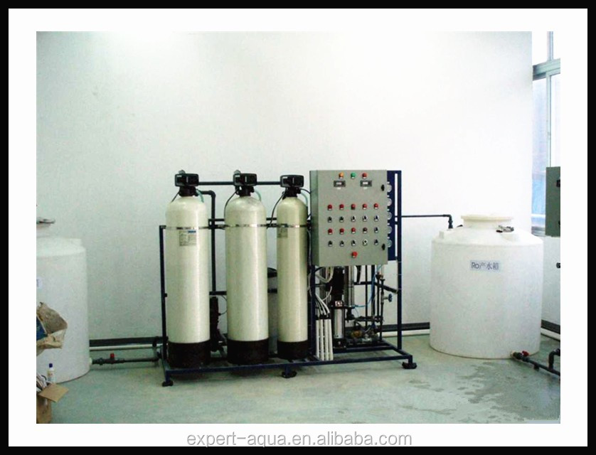 guangzhou hot sell used mineral water plant /small water treatment plant