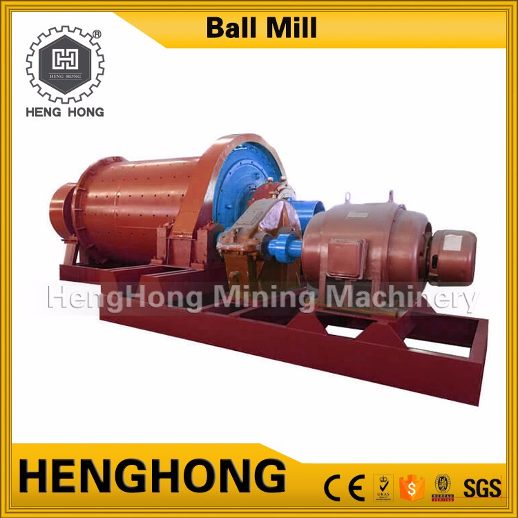 Diesel engine black powder ball mill , portable grinding mill