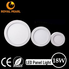Good Service CE ROHS white surface mounted d300 dimmable round led panel light