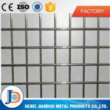 low price galvanzied welded wire mesh fence panel in 10 gauge from anping factory