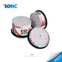 Hot selling good quality cdr blank cd-r Storage for data /audio/vedio/music