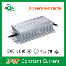 10w high power led driver IP 67 waterproof LED street lamp power