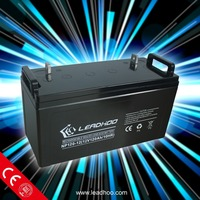 12V 120AH Large Capacity Rechargeable Lead Acid Battery