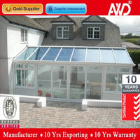 Customized aluminium winter garden sun house CE certificated