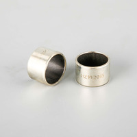 dry bushing,oilless slide bearing, composite bush DU bearing bushes