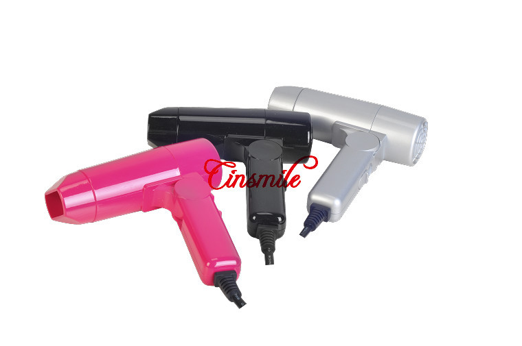 HOT-Sale Promotional electric Mini Travel Hair Dryer wholesale JD081