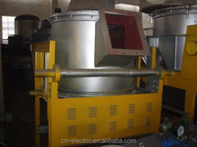 muti-capicity metal melting electric induction furnace