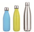double wall vacuum flasks thermoses stainless steel water bottle