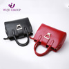 Professional Fashionable modern travel leather hand bags ladies