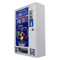 LK-A1401 2015 Newest mini tissue vending machine snack vending machine small item vending machine