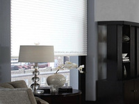 Bintronic Motorized Horizontal blinds