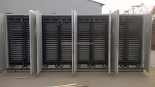 Multifunctional dezhou incubator used chicken egg incubator fighting cock 50000 poultry incubator machine