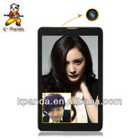 Cheapest 7 inch 3G Tablet PC/MTK8312 dual core pc tablet/android 4.2,double camera MID with GPS,BT