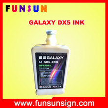best quality galaxy original dx5 eco solvent ink