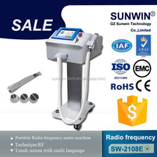 Discount!rf skin tightening radiofrequency equipment face lifting home use beauty equipment