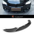 front bumper lip f10 MP style for MT bumper carbon fiber