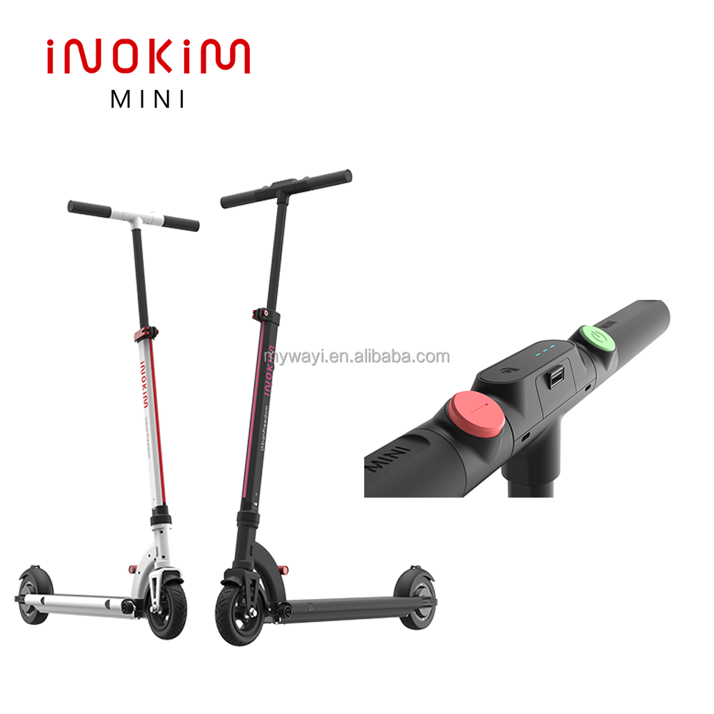 INOKIM folding MINI electric ride on mobility scooter for adults shop