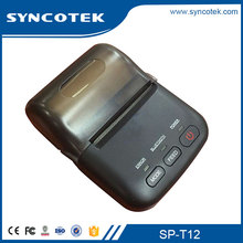Pocket Size 58mm 2 Inch Mini Portable Hand Held Bluetooth Thermal Ticket Invoice Receipt Printer