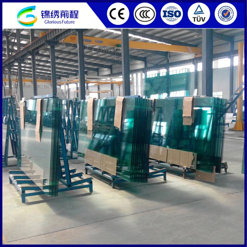Competitive Price High Tempered Insulated Glass Panels