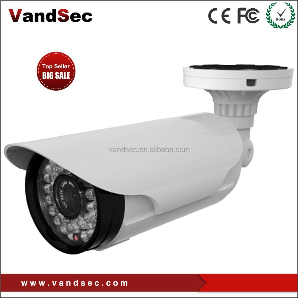 Built-in or External PoE Video Push 3.0/5.0 Mega IP Network Camera factory price in China
