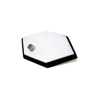 Charming Jewellery Display Tray With Acrylic Gem Jars,