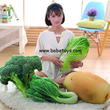 2017 New Cartoon promotional Vegetables shaped Pillow
