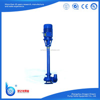 Competitive price electric dewatering sewage mud pump