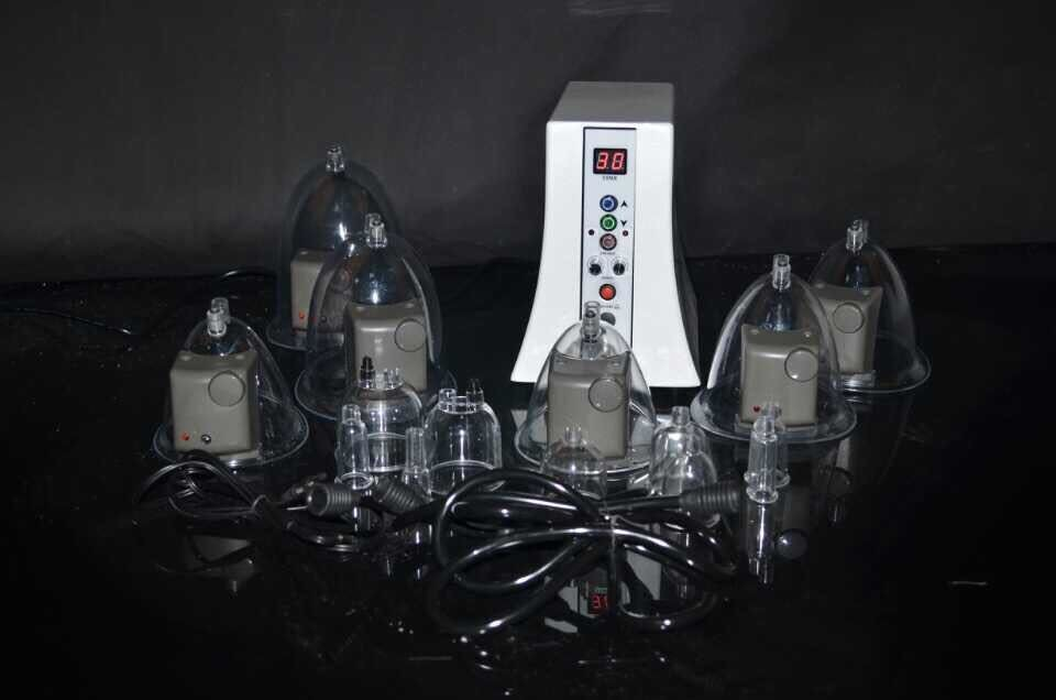 vacuum therapy buttocks machine