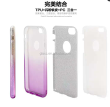 new product hybrid 3 in1 mobile phone shell for iPhone 6,high quality mobile phone accessories bulk buy from China