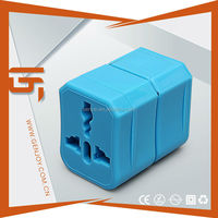 2014 new GENJOY world all in one multiple travel adapter