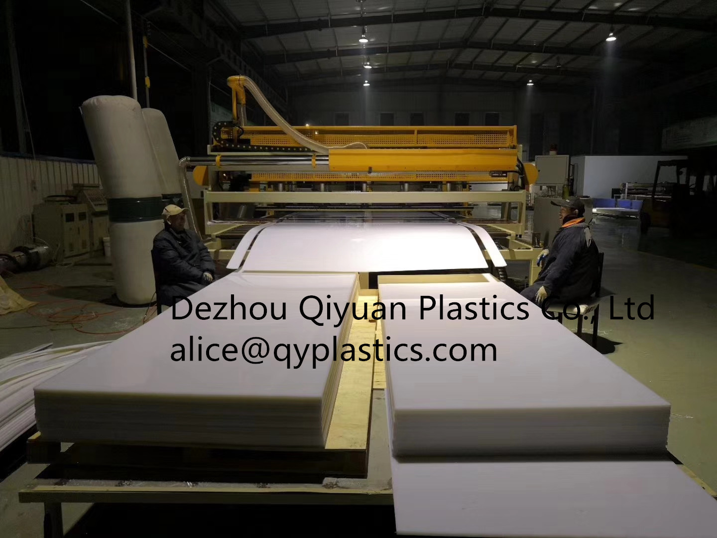 Extruded 15mm black frosted surface hdpe board/High Density PE Sheet