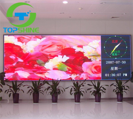 Programmable P4P5P6P8P10 outdoor led large screen display full color smd P8 led stage display panel