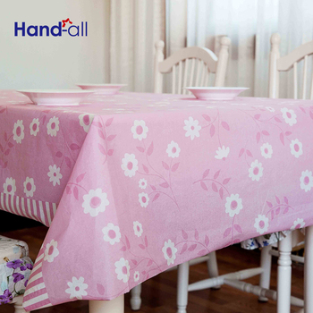 Gravure Printing Cheap Super Soft Table Cloths Price