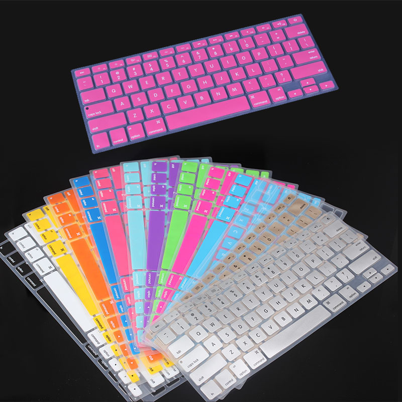 For Macbook Silicone Keyboard Cover For