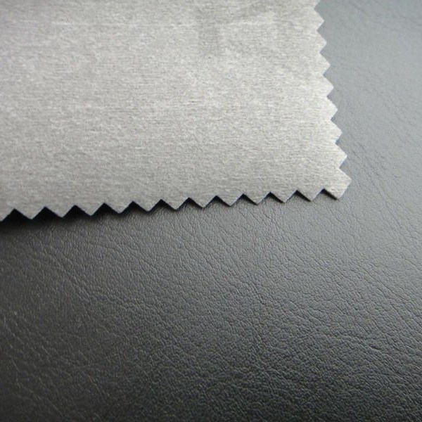 0.6mm R53 synthetic pu leather for shoes lining