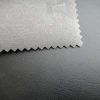 best price 0.6mm R53 pu synthetic leather for shoes lining