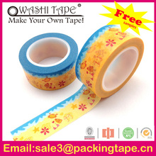 brown masking paper tape lanterns,handmade writable paper tape with free samples offer